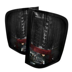 Spyder Auto ® - Smoke LED Tail Lights (5001818)
