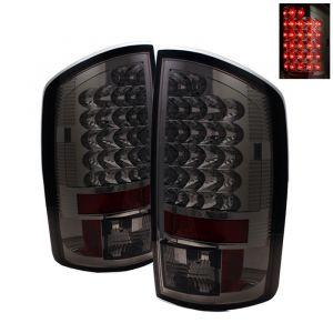 Spyder Auto ® - Smoke LED Tail Lights (5002655)