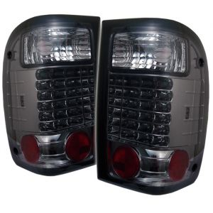 Spyder Auto ® - Smoke LED Tail Lights (5003799)