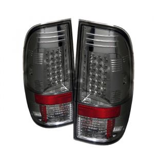 Spyder Auto ® - Smoke LED Tail Lights (5003935)