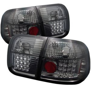 Spyder Auto ® - Smoke LED Tail Lights (5005045)