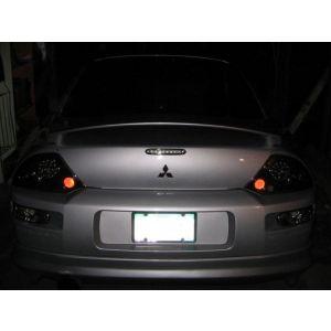 Spyder Auto ® - Smoke LED Tail Lights (5006332)