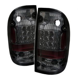 Spyder Auto ® - Smoke LED Tail Lights (5008039)