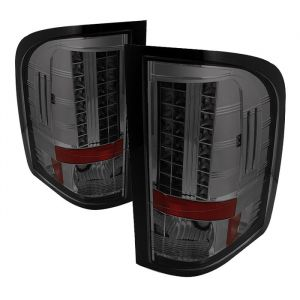 Spyder Auto ® - Smoke LED Tail Lights (5029577)