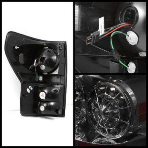 Spyder Auto ® - Smoke LED Tail Lights (5029621)