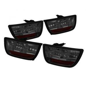 Spyder Auto ® - Smoke LED Tail Lights (5032201)