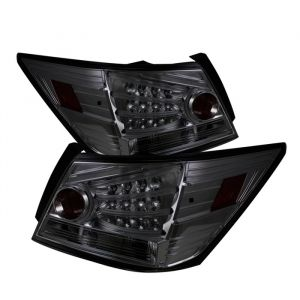 Spyder Auto ® - Smoke LED Tail Lights (5032645)