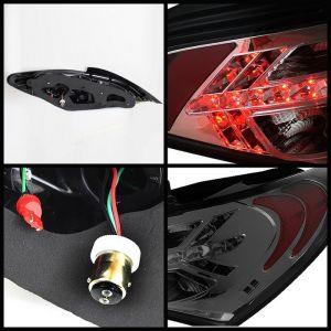 Spyder Auto ® - Smoke LED Tail Lights (5036858)