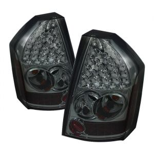 Spyder Auto ® - Smoke LED Tail Lights (5038005)