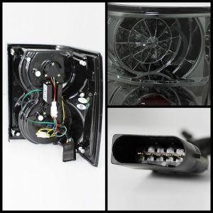 Spyder Auto ® - Smoke LED Tail Lights (5070142)