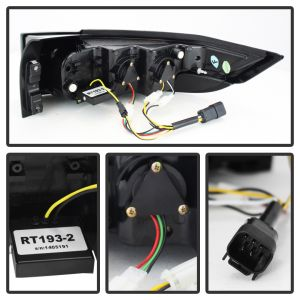 Spyder Auto ® - Smoke LED Tail Lights (5079404)