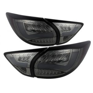 Spyder Auto ® - Smoke LED Tail Lights (5079657)