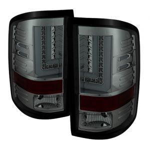 Spyder Auto ® - Smoke LED Tail Lights (5080691)