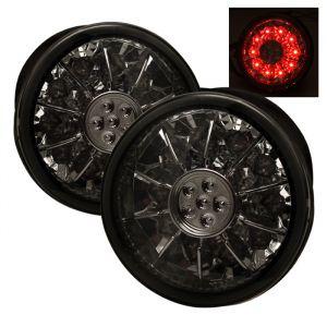 Spyder Auto ® - Smoke LED Trunk Tail Lights (5005885)