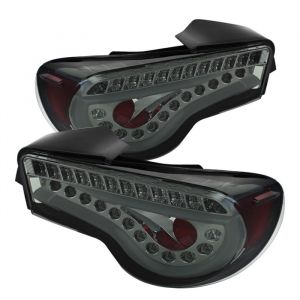 Spyder Auto ® - Smoke Light Bar LED Tail Lights (5072016)