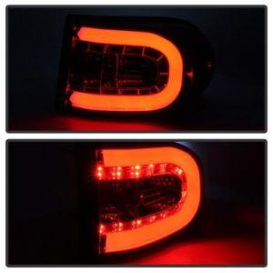 Spyder Auto ® - Smoke Light Bar LED Tail Lights (5079466)