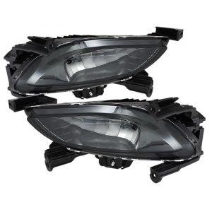Spyder Auto ® - Smoke OE Style Fog Lights (5071675)