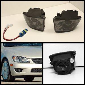 Spyder Auto ® - Smoke OEM Style Fog Lights (5021069)