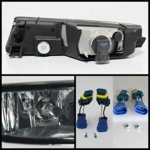 Spyder Auto ® - Smoke OEM Style Fog Lights (5071637)