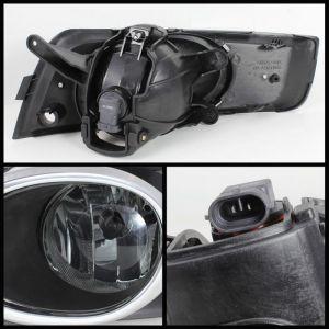 Spyder Auto ® - Smoke OEM Style Fog Lights (5071651)