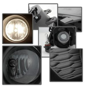 Spyder Auto ® - Smoke OEM Style Fog Lights (5080738)