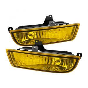 Spyder Auto ® - Yellow OEM Style Fog Lights (5020758)