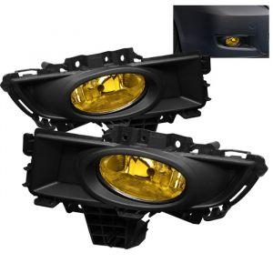 Spyder Auto ® - Yellow OEM Style Fog Lights (5020772)