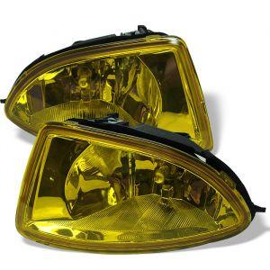Spyder Auto ® - Yellow OEM Style Fog Lights (5020956)