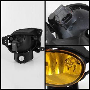 Spyder Auto ® - Yellow OEM Style Fog Lights (5064691)