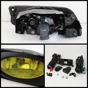 Spyder Auto ® - Yellow OEM Style Fog Lights (5064806)