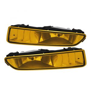 Spyder Auto ® - Yellow OEM Style Fog Lights (5071644)