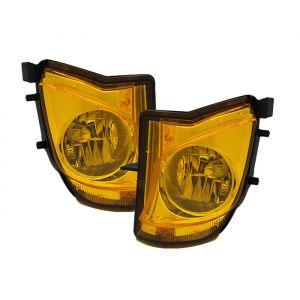 Spyder Auto ® - Yellow OEM Style Fog Lights (5075185)