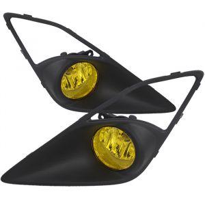 Spyder Auto ® - Yellow OEM Style Fog Lights (5076045)
