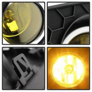 Spyder Auto ® - Yellow OEM Style Fog Lights (5079862)