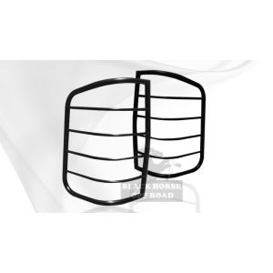 Black Horse Off Road ® - Tail Light Guards (7DGDK05SS)