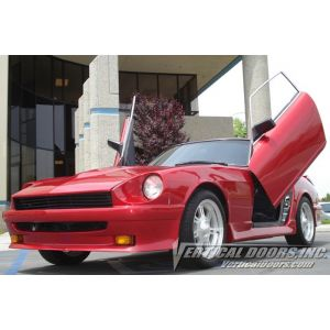 Vertical Doors ® - Custom Vertical Lambo Door Conversion Kit (VDCN240Z7073)