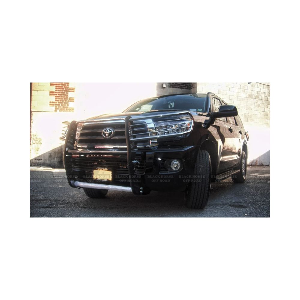 Black Horse Off Road ® - Grille Guard (17A098900MA)