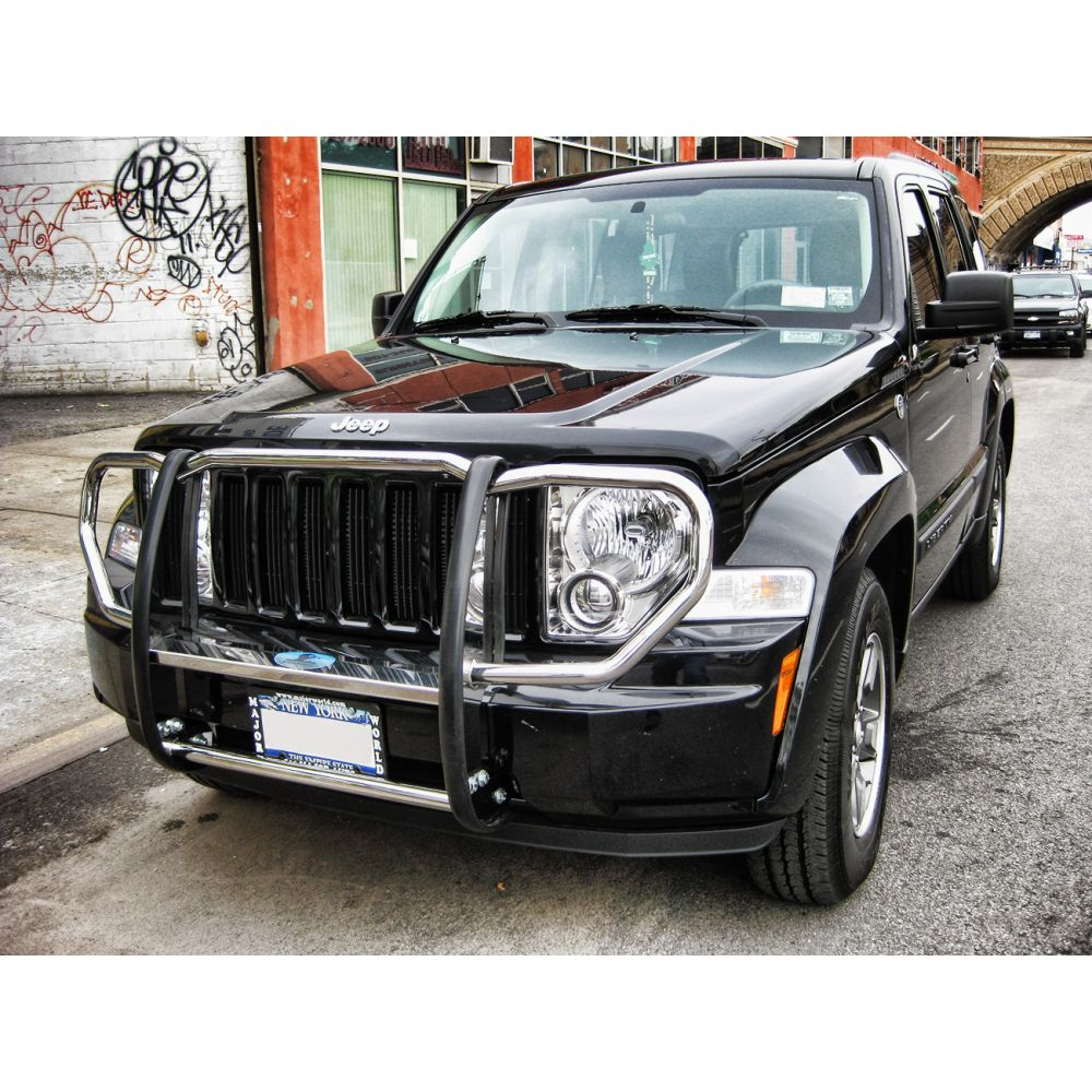 Black Horse Off Road ® - Grille Guard (17A086400SS)