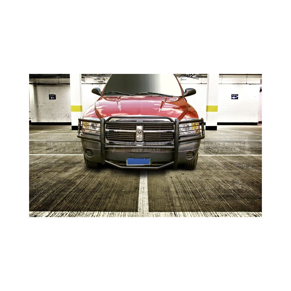 Black Horse Off Road ® - Grille Guard (17BH23MA)