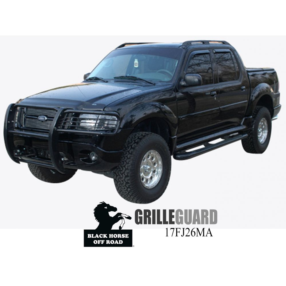 Black Horse Off Road ® - Grille Guard (17FJ26MA)