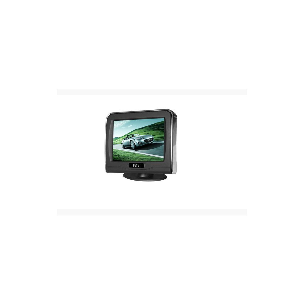 Mito Auto ® - Boyo 3.5 Inch Universal LCD Monitor (20-VTM3601)