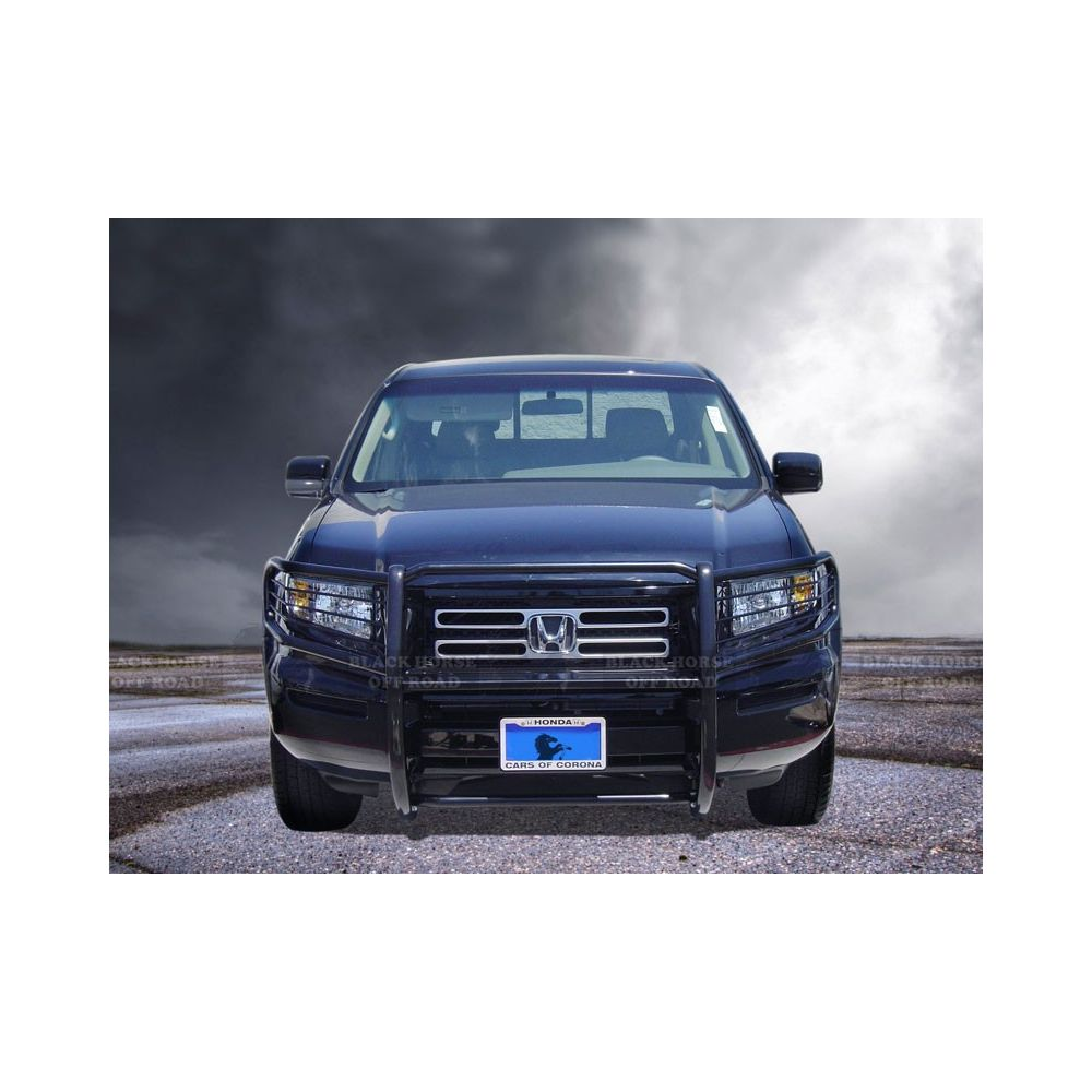 Black Horse Off Road ® - Grille Guard (17A152500A1MA)