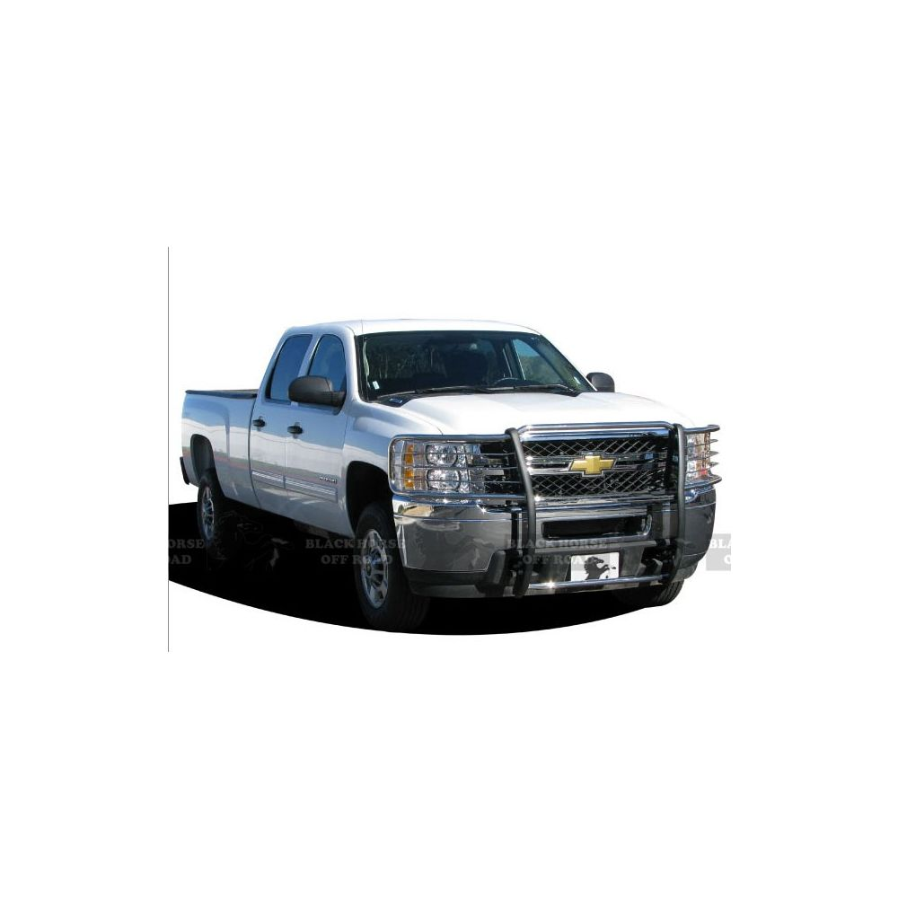 Black Horse Off Road ® - Grille Guard (17A035700A2MSS)