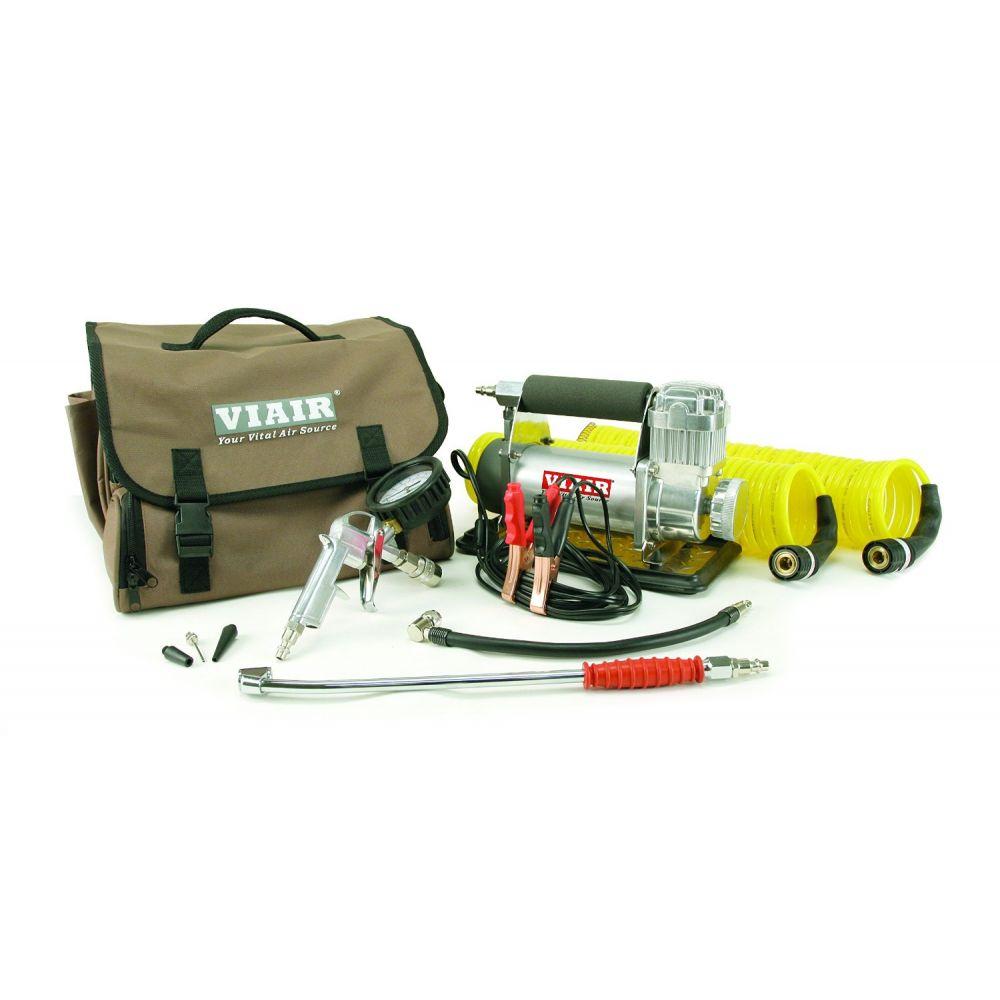 Viair ® - Portable Heavyweight Automatic Air Compressor Kit 400P-RV (40047)