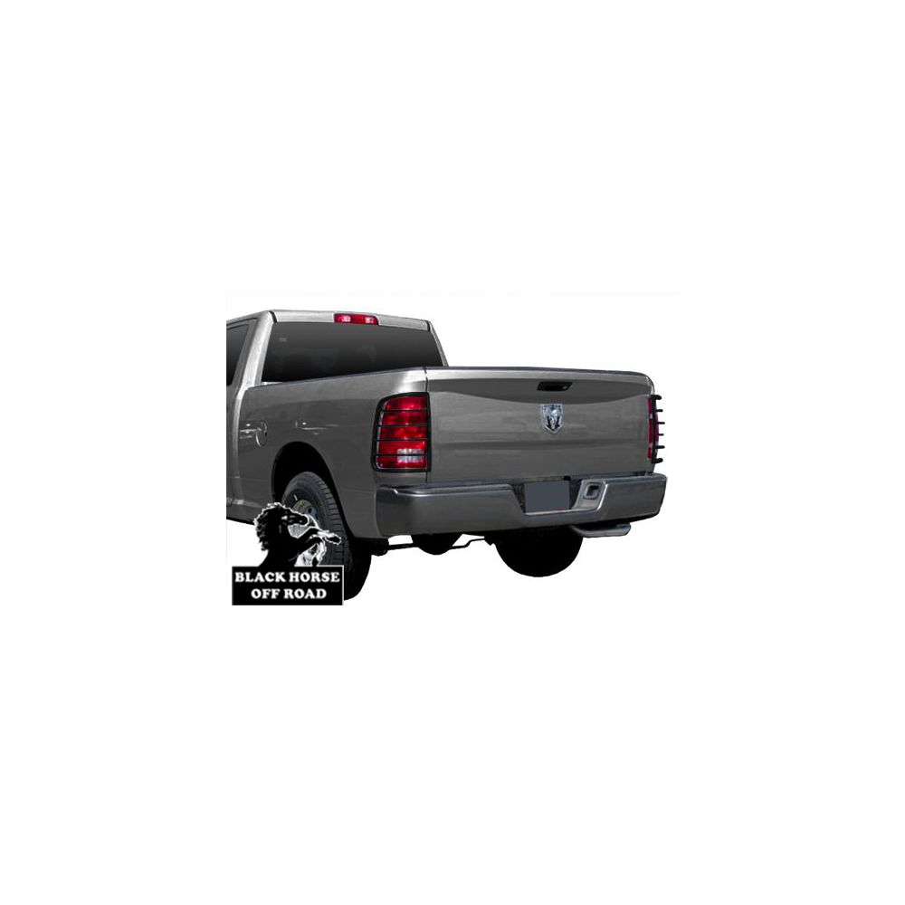 Black Horse Off Road ® - Tail Light Guards (7DGRMA)