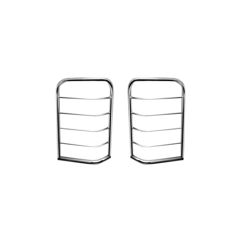 Black Horse Off Road ® - Tail Light Guards (7G044806SS)