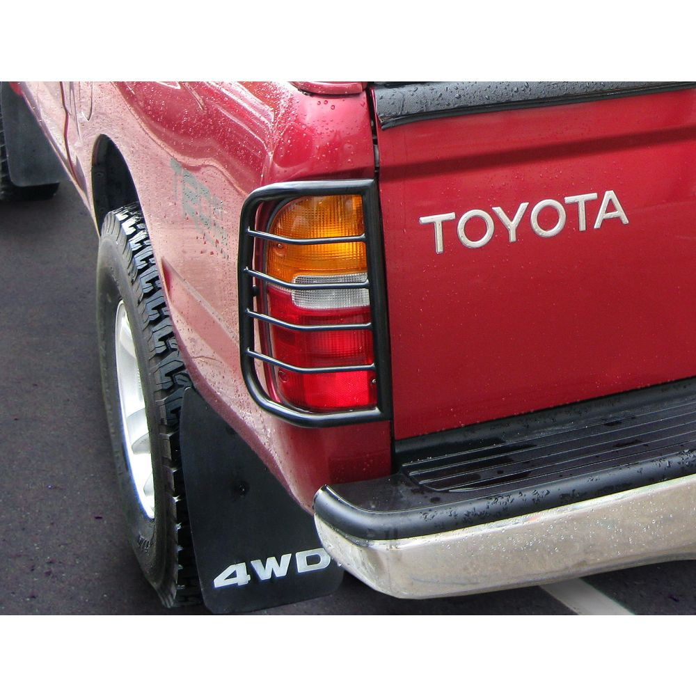 Black Horse Off Road ® - Tail Light Guards (7G096304SS)