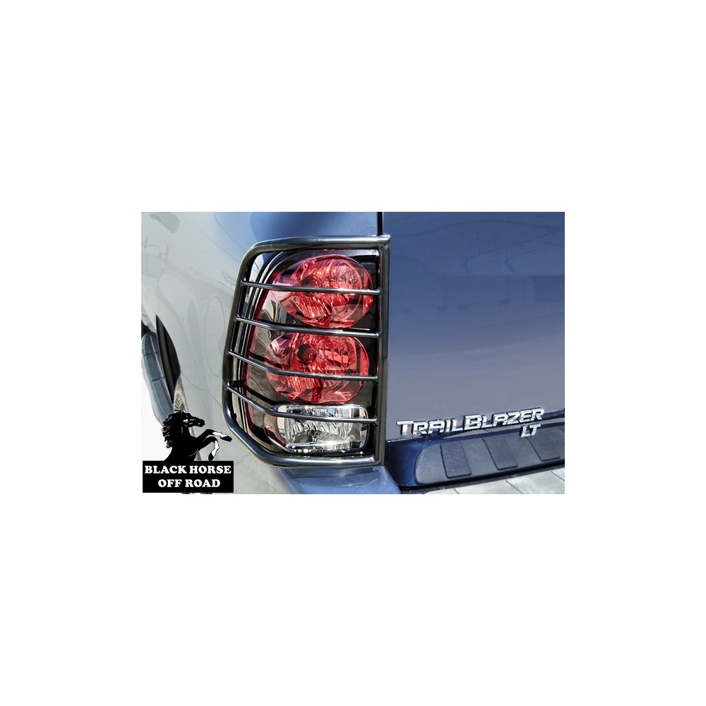 Black Horse Off Road ® - Tail Light Guards (7GR15A)