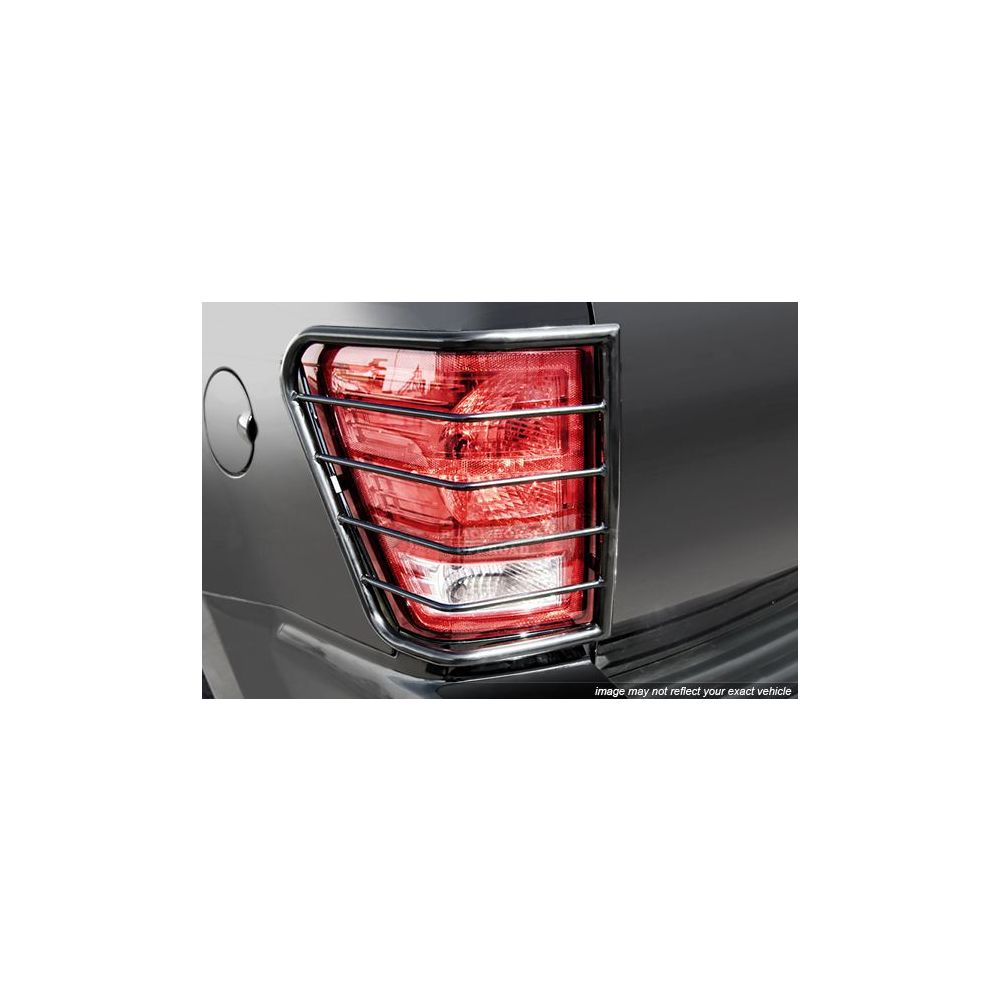 Black Horse Off Road ® - Tail Light Guards (7NE15A)