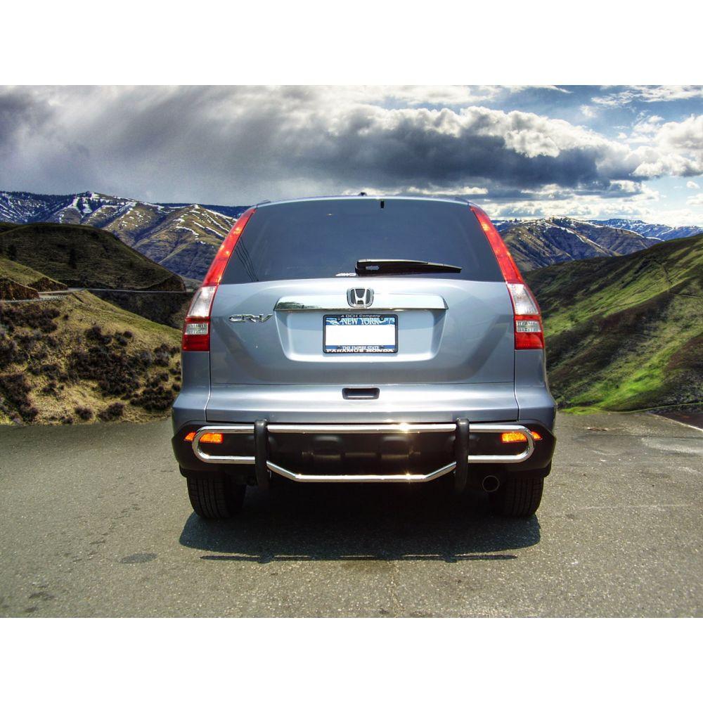 Black Horse Off Road ® - Rear Bumper Guard (8B0519DSS)